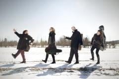 Rantatie-kvartetti_kuvaUllaNikula